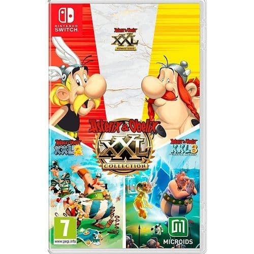 Asterix & Obelix XXL Collection Nintendo Switch Game